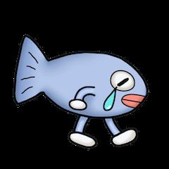 オサカナ(泣)